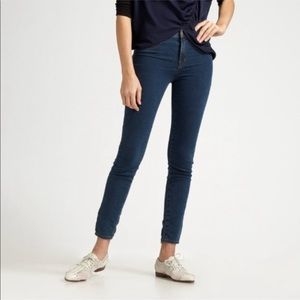 J Brand Super Skinny Jegging Sable Wash 28